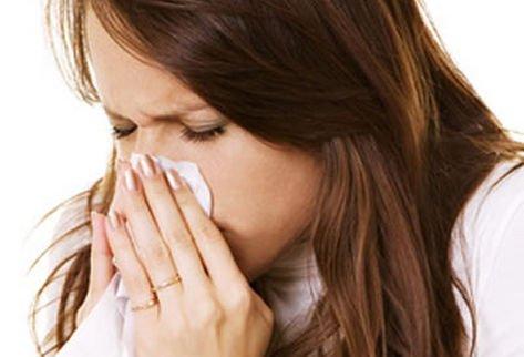 Лечение аллергического насморка в домашних