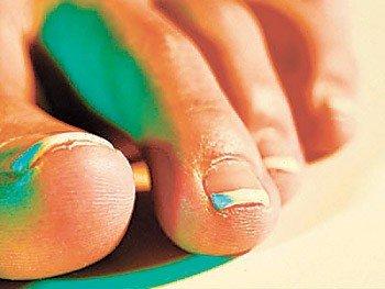 Как вылечить свои ногти форум