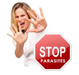 методы очищения организма паразитов