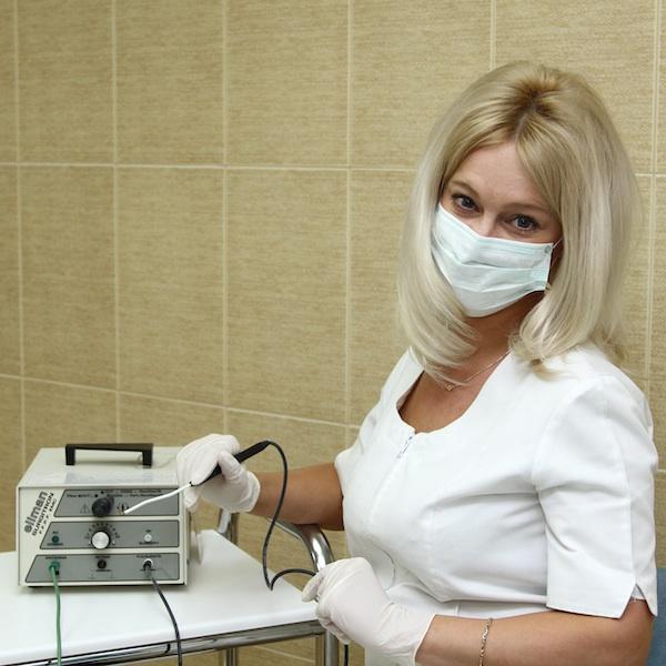 лечение лейкоплакии сургитроном