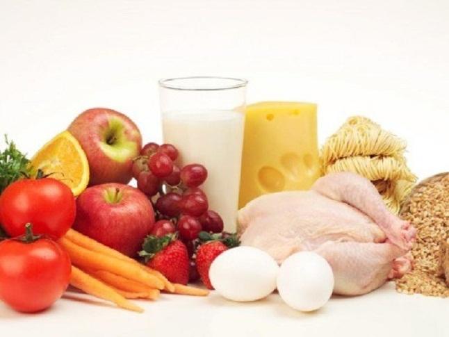 меню системы питания для похудения