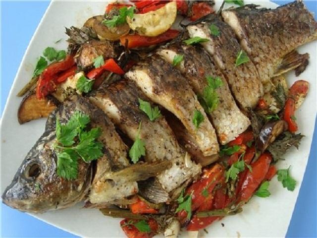 рыба снижающая холестерин