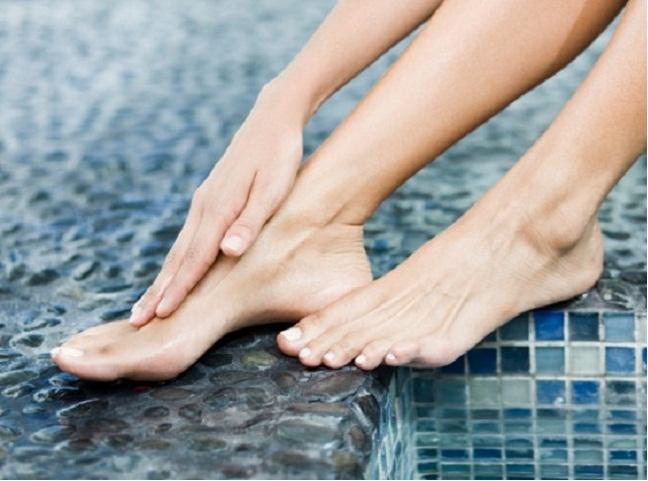 Лечение потливости ног у ребенка
