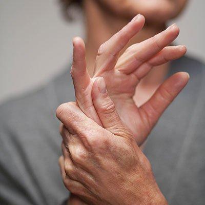 Сужение суставов пальцев рук артрозов суставов больному необходимо снизить нагрузки