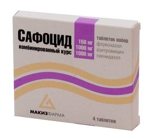 лекарственный препарат широкого спектра от паразитов