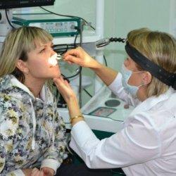 тест на плохой запах изо рта