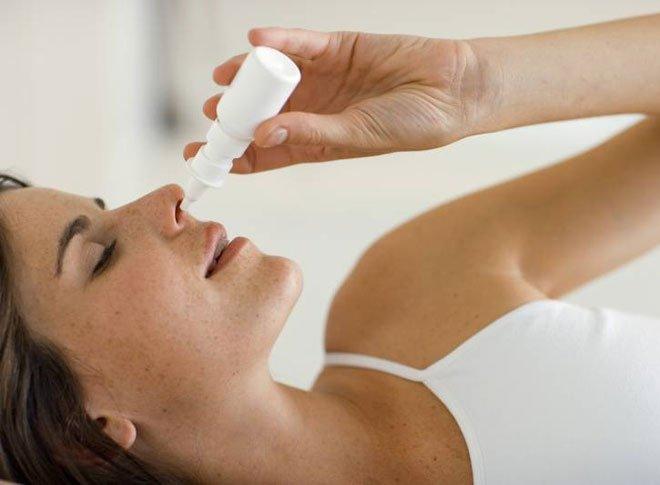 Чем беременным закапать нос 26
