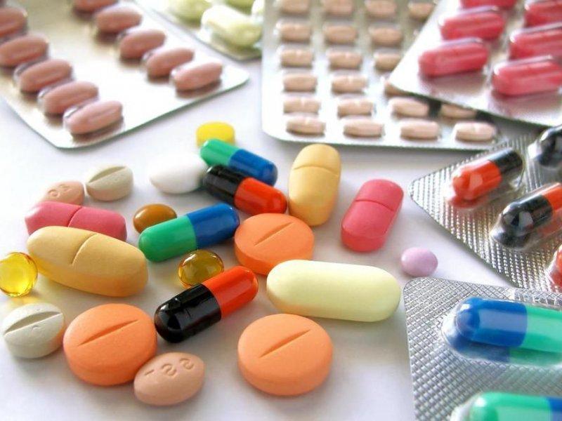 Антибиотики в таблетках