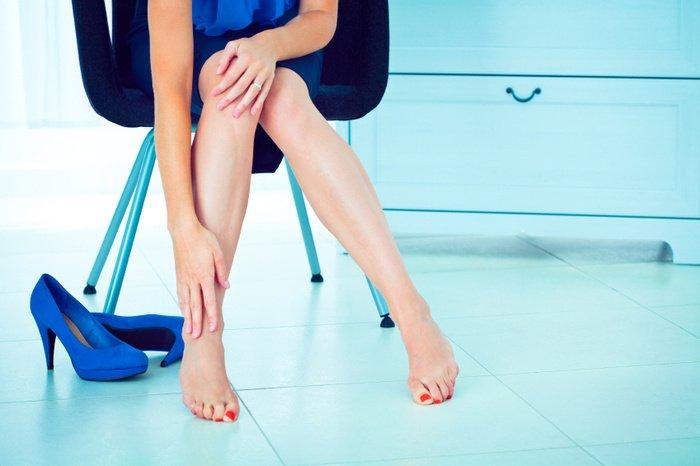 Мази от болей в ногах » Скальпель - медицинский информационно ...