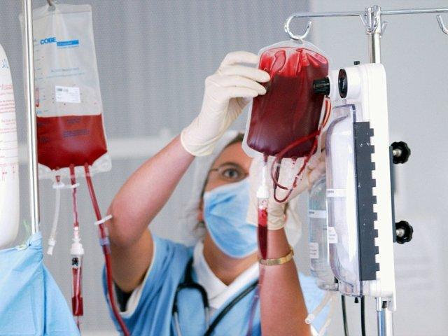 заражение цитомегаловирусом при переливании крови