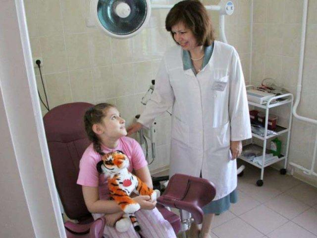 видео у гинеколога девочек в школе