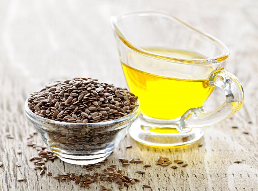 как пить льняное масло для очищения кишечника