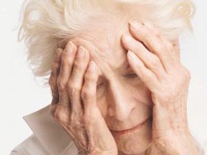 Осложнения старческой депрессии